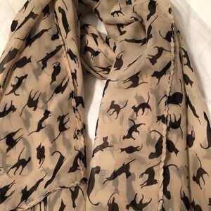 Accessories - Scarf for all cat lovers!